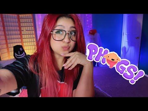❤️A DOG GAME?!|  Lets Play Phogs! Sponsored Stream! ❤️