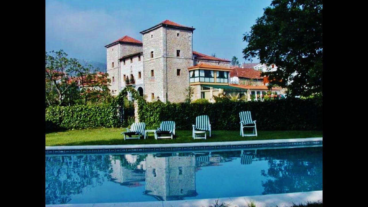 Palacio lujo hotel cantabria espa a en venta youtube Hotel lujo sierra madrid