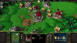 Colorful(NE) vs TH000(HU) - WarCraft 3 Frozen Throne - RN3517