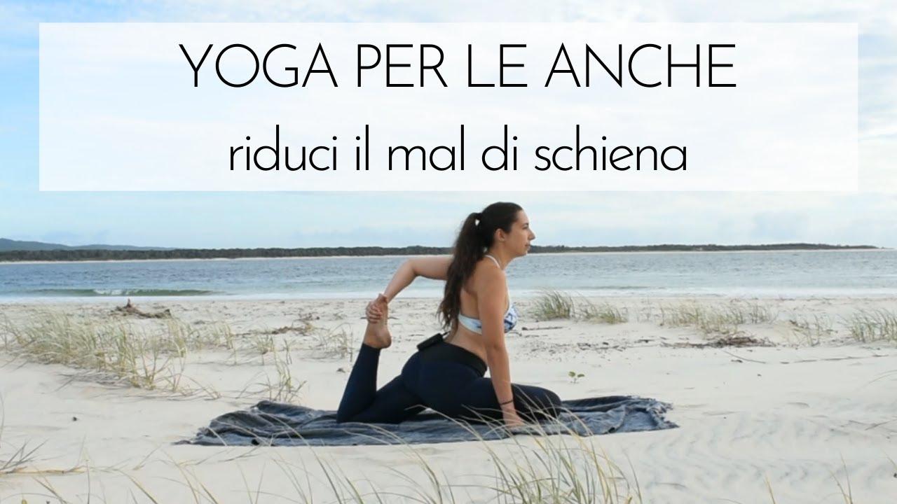 Yoga per Migliorare la Flessibilità delle Anche - Riduci..