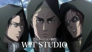 Вторжение гигантов Что будет во второй половине 3 сезона? Атака титанов