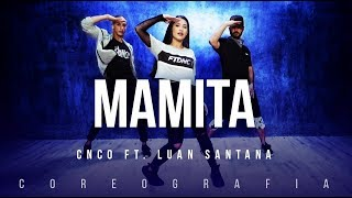 Mamita - CNCO ft. Luan Santana | FitDance TV (Coreografia) Dance Video
