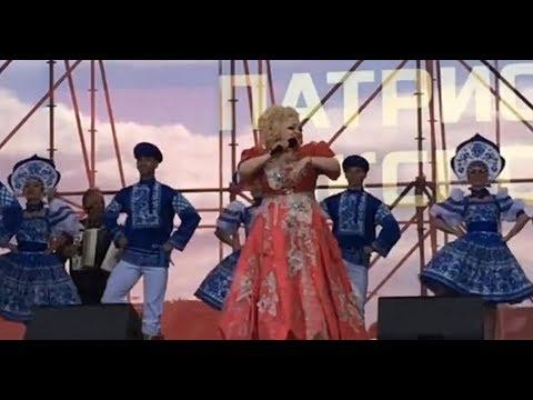 Смотреть клип Надежда Кадышева И Золотое Кольцо - Коробейники, Желаем Счастья!