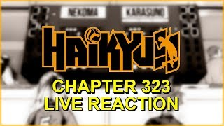 This weeks chapter of Haikyu!! has us set up for what could either be the conclusion of this battle between fated rivals or the beginning of one of the biggest ...
