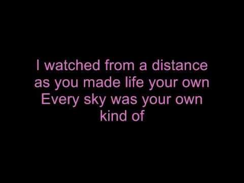 Taylor Swift - Crazier (With Lyrics)