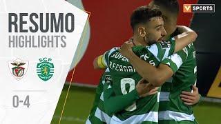 Highlights   Resumo: Santa Clara 0-4 Sporting (Liga 19/20 #14)