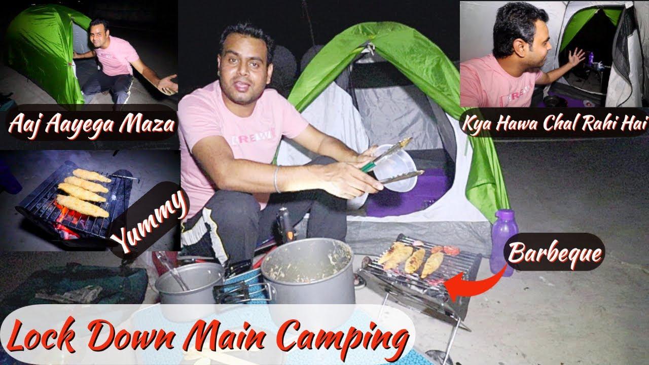 Aao Milkar Camping Karte Hai | Lock Down Ki Kahani Ep - 8 | Camping in india