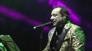 kinna sohna tenu rab ne banaya - unplugged live by ustad rahat fateh ali khan