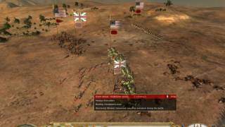 Empire Total War: Elite Units of America