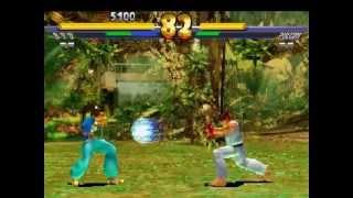 PSX Longplay [132] Street Fighter Ex 2