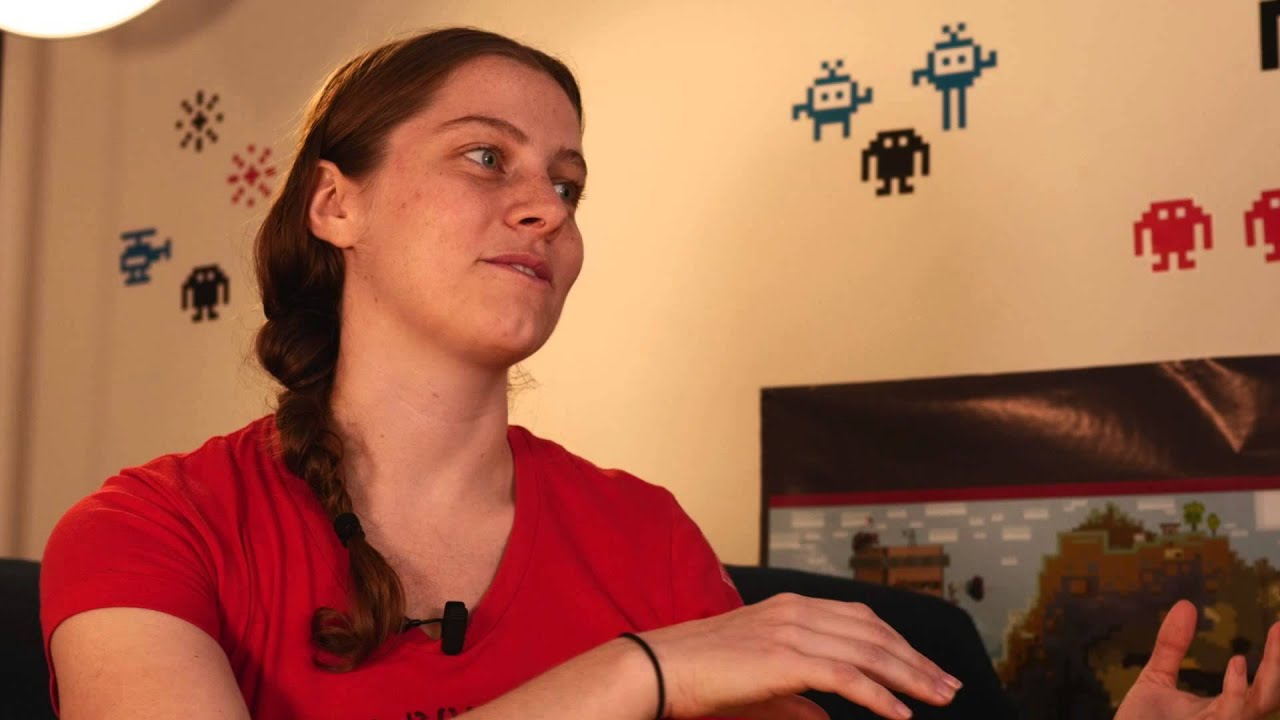 The Guardian at GameCity 2014 - Interview with Adriel Wallick