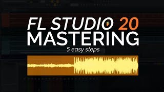 Video How To Master Your Music in FL Studio 20 (Stock Plugins) download MP3, 3GP, MP4, WEBM, AVI, FLV Agustus 2018