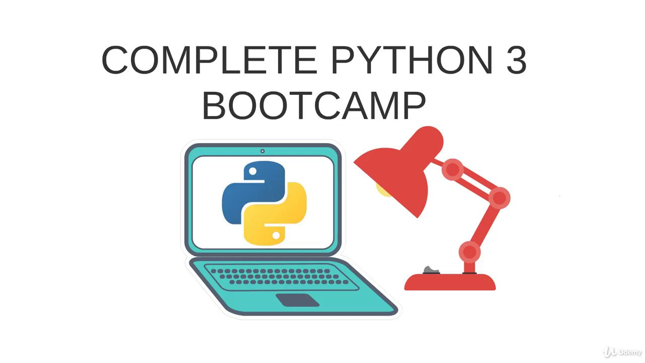 Complete Python Bootcamp Go from zero to hero in Python 20