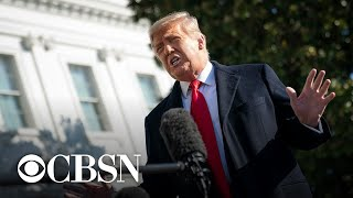 Trump to issue pardons on last full day in office