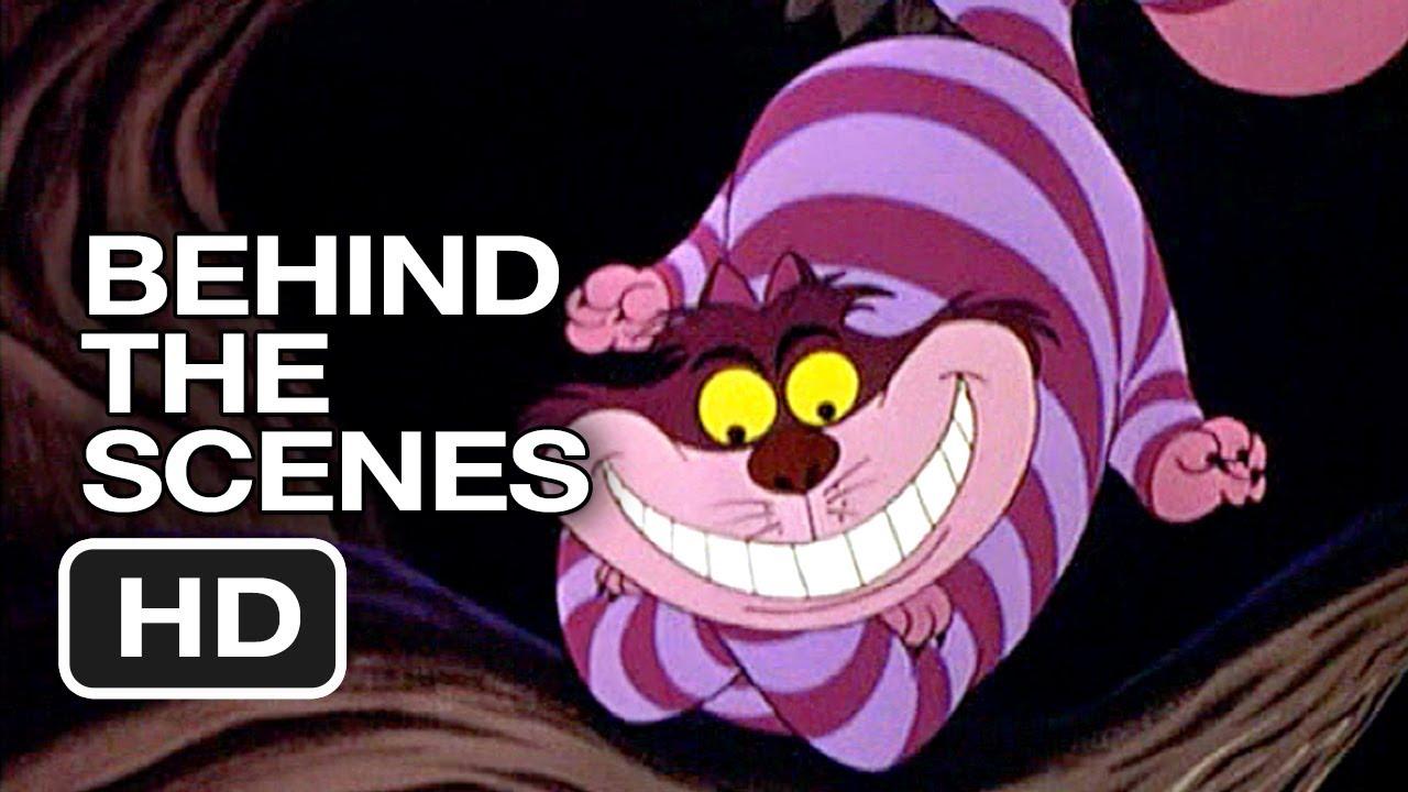 Cheshire Cat Scene