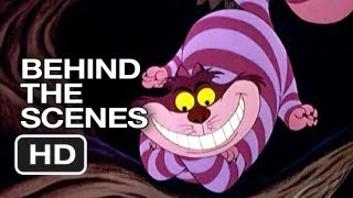 Alice in Wonderland Behind The Scenes - Unused Cheshire Cat Song (1951) HD