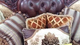 Мягкая мебель классика Коллекция «Канцлер»(Коллекция «Канцлер» - это золотая классика, безупречная по исполнению мягкая мебель. Комплект, включающий..., 2016-11-17T11:36:37.000Z)
