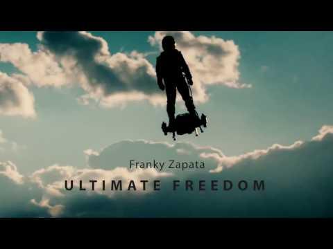Новая версия Флайборд Аир и Френк Запата Franky Zapata On Flyboard® Air