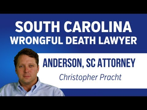 South Carolina Wrongful Death Lawyer | Wrongful Death Attorney Anderson, SC | 864-226-7222