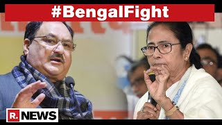 Fight For Battleground Bengal Gets Violent | Panelists Speak To Republic