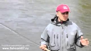 Нахлыст - мастер класс Александра Кибко (т)