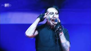 Marilyn Manson - Deep Six, live at KnotFest, Japan 2016