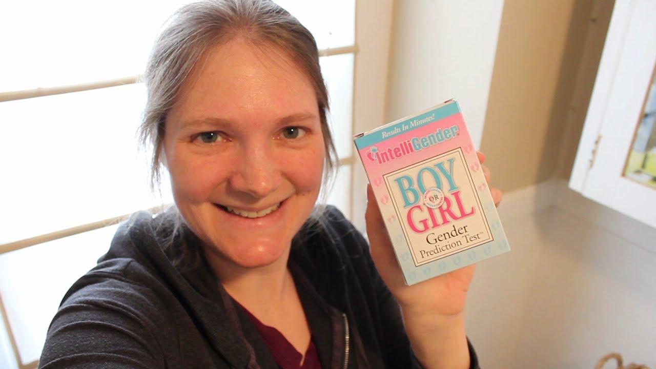 Boy or Girl Intelligender Gender Prediction Test