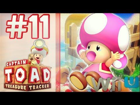 Let's Play: Captain Toad Treasure Tracker - Parte 11