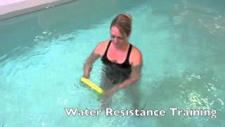 Core Stability & Proprioceptive Retraining Hydrotherapy Exercise