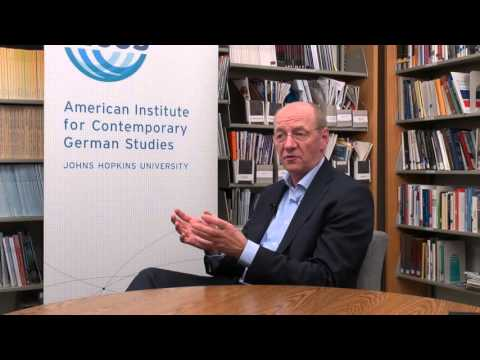 A Conversation with Josef Janning on Managing the European Refugee Crisis within the EU