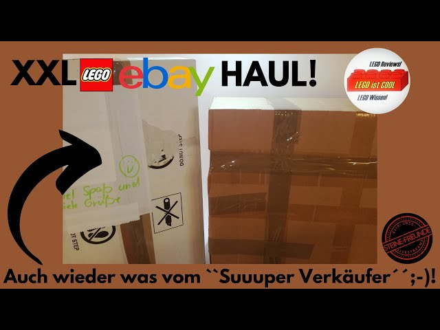 XXL LEGO Ebay HAUL!