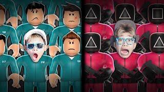 ARENA TERAKHIR MEMATIKAN SQUID GAME DI ROBLOX!!! JANGAN SAMPAI GAGAL, DAN DIJEBAK DEMI JADI SULTAN!!