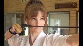 Japanese archery【弓道 kyudo 】一心館弓道場・埼玉県吉川市(予告)