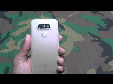 "LG G5 ""Real Review"""