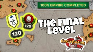 Grow Empire: Rome - The Final Level (100% Completed) (Invasion & Hard Rebellion) screenshot 4