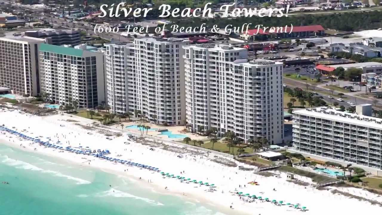 Silver Beach Towers Destin Florida