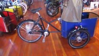 Nihola Cargo Bike---Walkaround