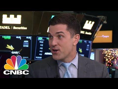 NYSE's Thomas Farley On Tax Reform, Bitcoin | CNBC