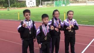 Publication Date: 2017-01-29 | Video Title: 真鐸學校 ~ 2017年陸運會4X100米小三小四班際接力賽