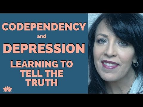 Codependency and Depression - The Way Out
