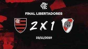 Flamengo x River Plate Ao Vivo - Final Libertadores 2019