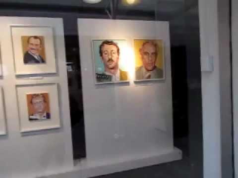Video Clip - Portraits Of The Watergate Burglars In The Watergate Complex - sidneysealine