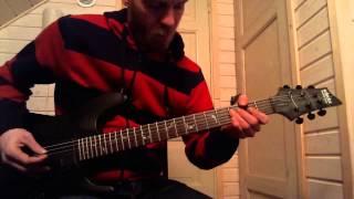 Disco Ensemble - Fresh New Blood (guitar cover)