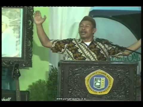 Imtihan 81 PZH Genggong KH Marzuki Mustamar