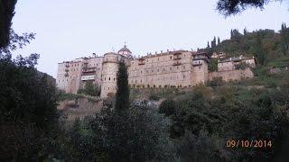 Света гора, Атон, Зографски манастир.