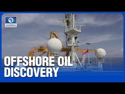 Ghana Offshore Oil Discovery