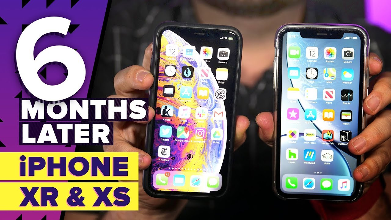 iPhone XR & XS review: 6 months later
