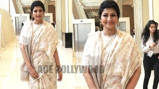 Sonali Bendre Talks About Her Health at The Discussion of 5th International Conference 'CAHOCON 2019