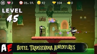 Hotel Transylvania Adventures LEVEL 45