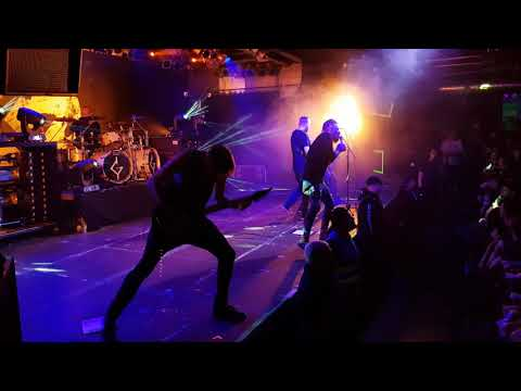 08 - Caliban - King (live @ Backstage/München/Munich - 28.12.2017)